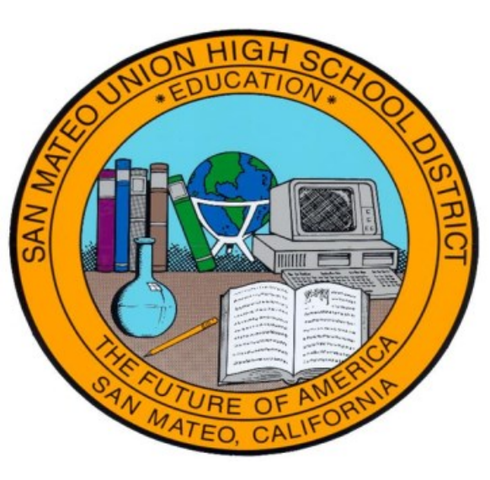 San Mateo Union High logo